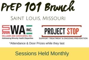 PrEP 101 Brunch & Learn @ Weber Grill | St. Louis | Missouri | United States