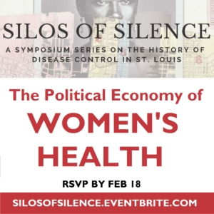 """Silos of Silence: """"The Political Economy of Women's Health"""""""