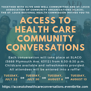 Access to Healthcare Community Conversation