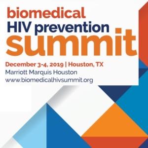 Biomedical HIV Prevention Summit @ Houston, TX